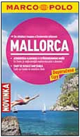Mallorca - Průvodce se skládací mapou [Mapy, Atlasy]
